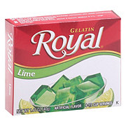 Royal Lime Gelatin Mix