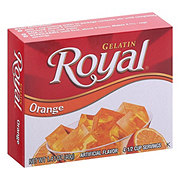Royal Orange Gelatin Mix