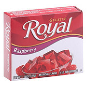 Royal Raspberry Gelatin Mix