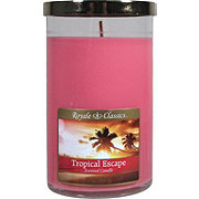 Royale Classics Tropical Escape Scented Candle