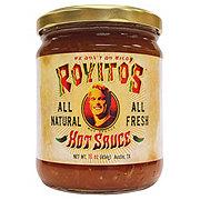 Royito's Hot Sauce