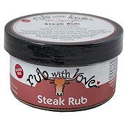 Rub with Love Steak Rub