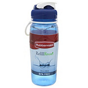 Rubbermaid Chug Water Bottle Assorted Colors