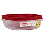 Rubbermaid Container & Easy Find Lids