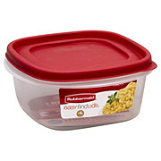 Rubbermaid Easy Find Lids Food Storage Container 5 cup