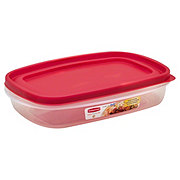 Rubbermaid Easy Find Lids Rectangle
