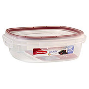 Rubbermaid Lock-Its 9 Cup Food Storage Container with Lid