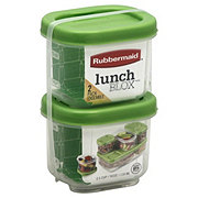 Rubbermaid Lunch Blox Sauce Containers