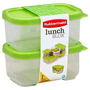 Rubbermaid Lunch Blox Sides Containers