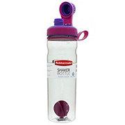 Rubbermaid Shaker Bottle, Purple Rain