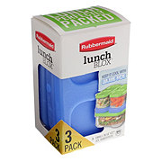 Rubbermaid Small Blue Ice Lunch Blox, Ice Substitute