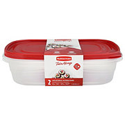 Rubbermaid Take Alongs Large Rectangle Containers & Lids