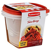 Rubbermaid Take Alongs Square 7 cup