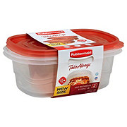 Rubbermaid Takealongs Rectangle 8 Cup