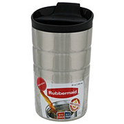 Rubbermaid Thermal Flip Lid Black