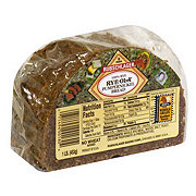 Rubschlager Rye-Ola Pumpernickel Bread