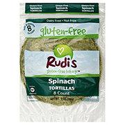 Rudi's Gluten-Free Bakery Spinach Tortillas