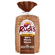 Rudi's Organic Bakery 100% Whole Wheat Bread
