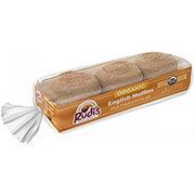 Rudi's Organic Bakery Multigrain Muffin with Flax