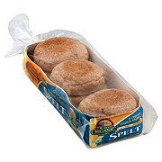 Rudis Organic Bakery Organic Spelt English Muffins
