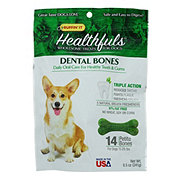 Ruffin' It Healthfuls Petite Dental Bones