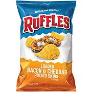 Ruffles Loaded Bacon & Cheddar Potato Chips
