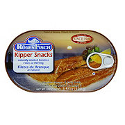 Rugen Fisch Kipper Snacks, Smoked Boneless Herring Fillets