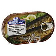 Rugen Fisch Smoked Herring Fillets