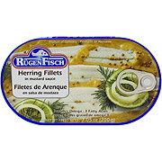 RugenFisch Herring Fillets Mustard Sauce