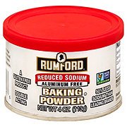 Rumford Reduced Sodium Baking Powder