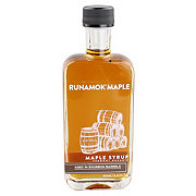Runamok Bourbon Barrel Aged Maple Syrup