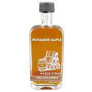 Runamok Rye Barrel Aged Maple Syrup