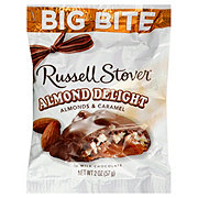 Russell Stover Almond Delight Caramel Candy