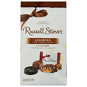 Russell Stover Assorted Chocolate Mini Gusset Bag