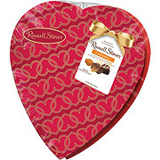 Russell Stover Caramel Single Flavor Heart