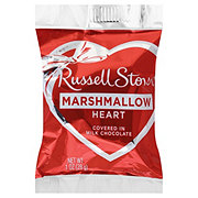Russell Stover Marshmallow Heart Bar