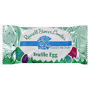 Russell Stover Milk Chocolate Chocolate Truffle Egg