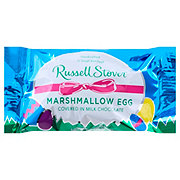 Russell Stover Milk Chocolate Marshmallow Egg