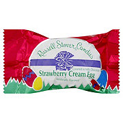 Russell Stover Milk Chocolate Strawberry Cream Egg