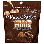 Russell Stover Pecan Delight Minis