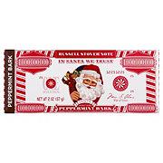 Russell Stover Peppermint Bark Money Bar