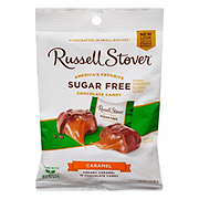 Russell Stover Sugar Free Butter Cream Caramel