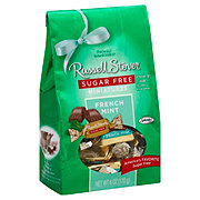 Russell Stover Sugar Free Chocolate Candy French Mint Miniatures