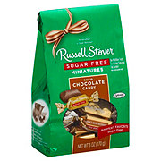 Russell Stover Sugar Free Chocolate Candy Miniatures