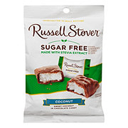 Russell Stover Sugar Free Chocolate Covered Coconut Candies