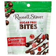 Russell Stover Sugar Free Cranberry Bites