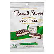 Russell Stover Sugar Free Dark Chocolate Mint Patties