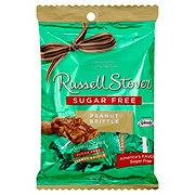 Russell Stover Sugar Free Peanut Brittle Peg Bag