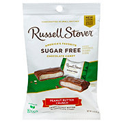 Russell Stover Sugar Free Peanut Butter Crunch Peg Bag