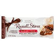 Russell Stover Sugar Free Pecan Delight Caramel Bar